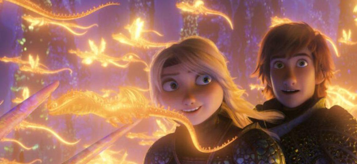 """Tras dos semanas en cines, """"How to Train Your Dragon"""" triunfa en taquillas"""