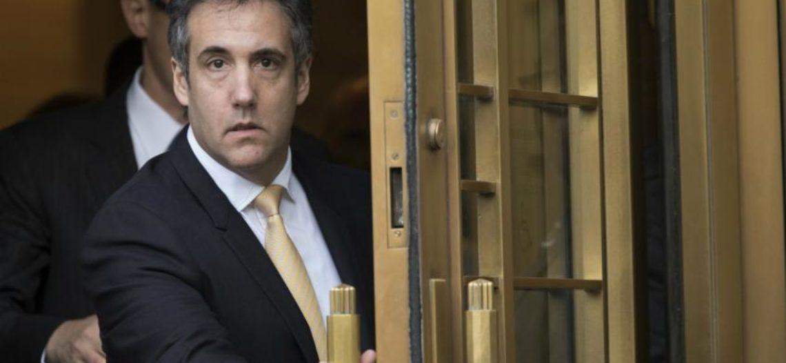 FBI comenzó a investigar a Cohen mucho antes de allanar su casa y oficina