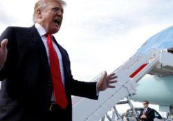 Trump festeja resumen del informe de Mueller, dice que ha sido exonerado