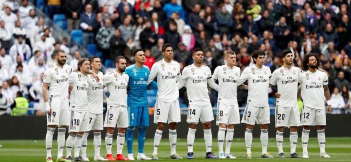 Cinco jugadores que Zidane ya no quiere en el Real Madrid