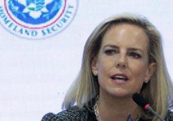 Kirstjen Nielsen renuncia de Seguridad Nacional tras reunión con Trump