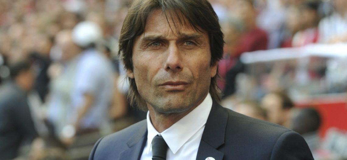 Antonio Conte, nuevo entrenador del Inter de Milán