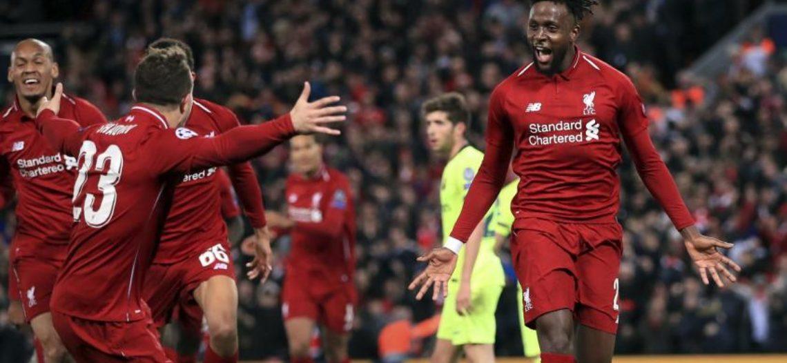 Liverpool fulmina a Barcelona con un 4-0