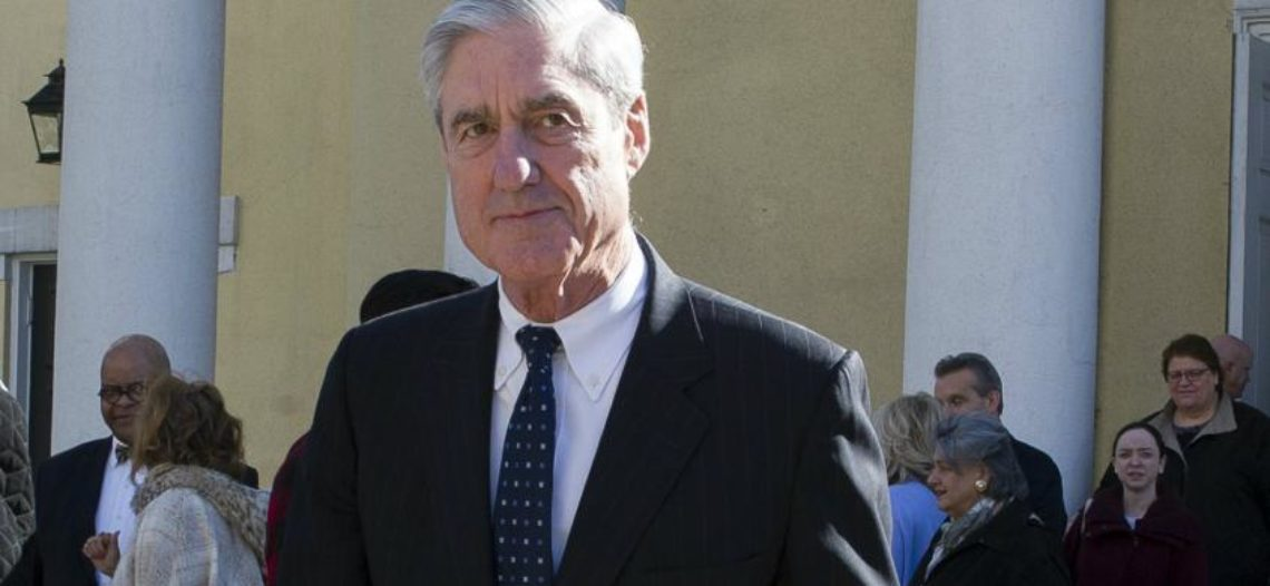 Trump preferiría que Mueller no testificara ante el Congreso