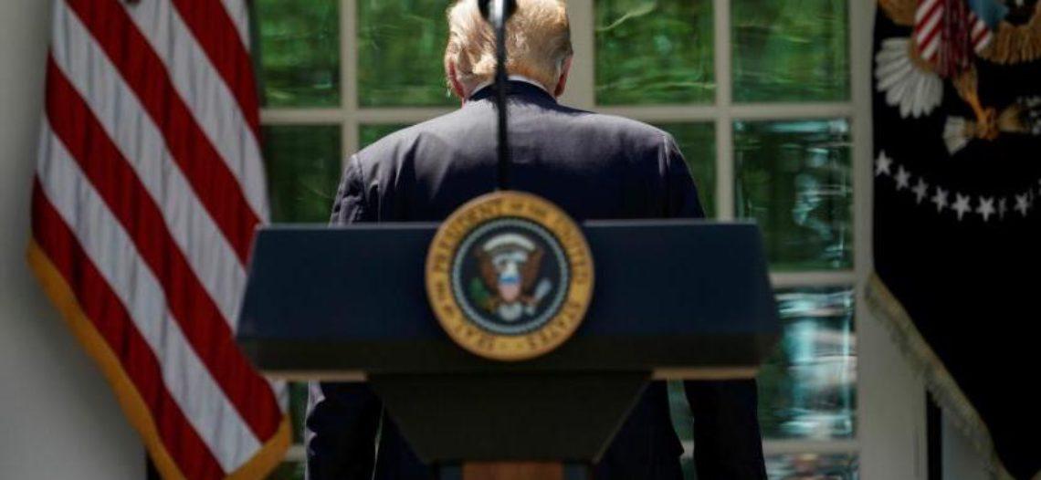 Plan de inmigración de Trump fracasaría en el Congreso, pero unificaría a los republicanos