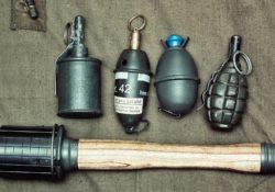 A prisión por proteger propiedad con explosivos