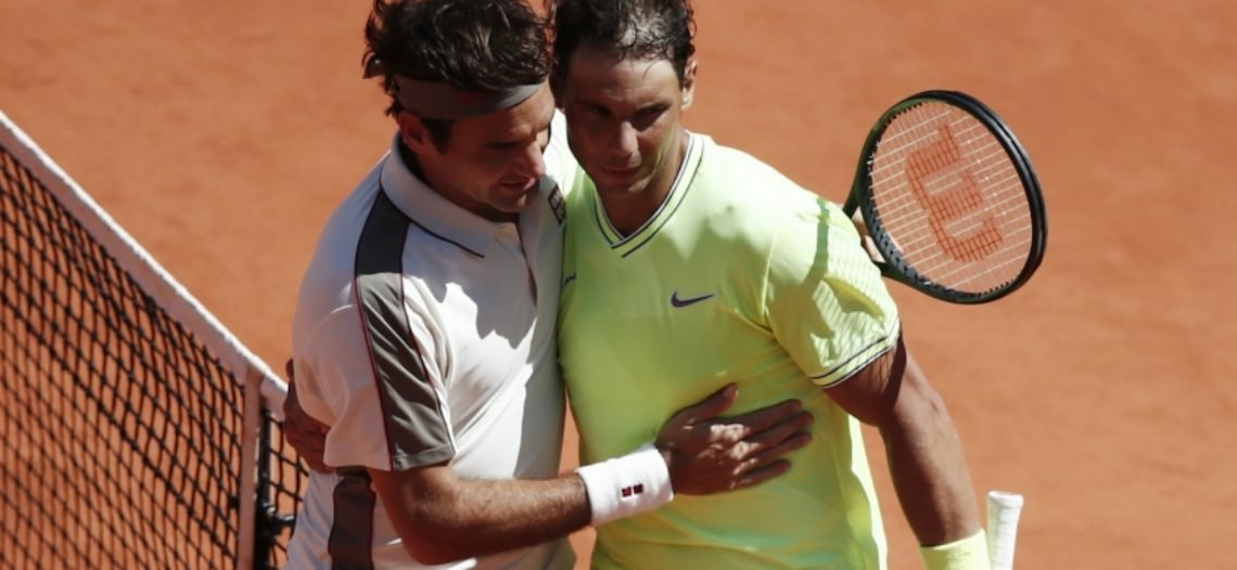 Nadal arrolla a Federer en semifinal del Roland Garros