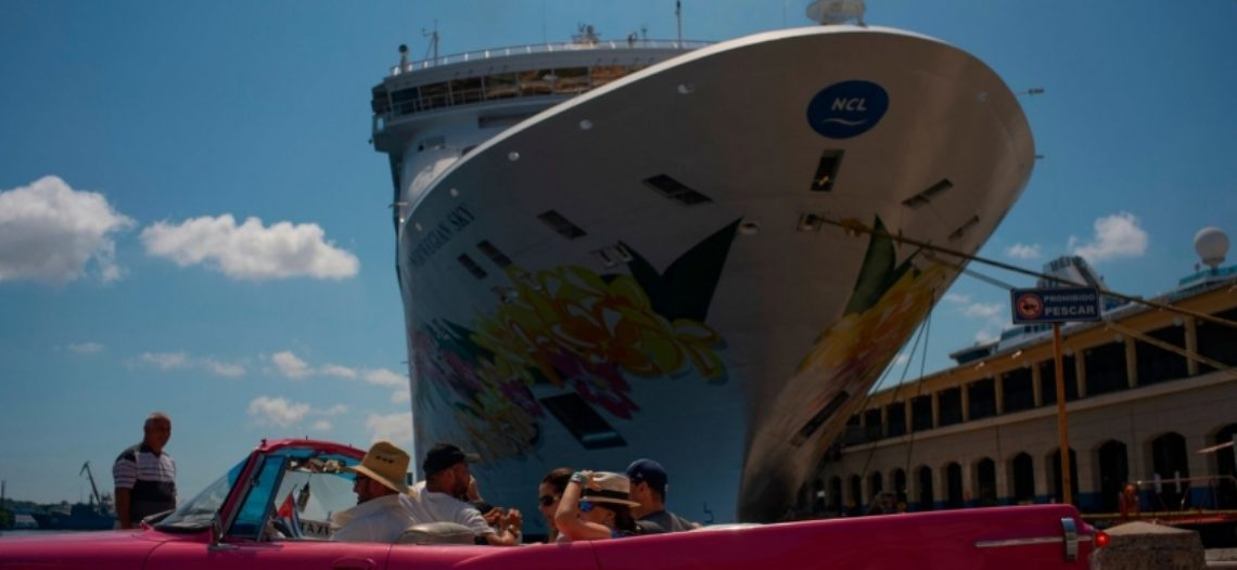 Gobierno de Trump prohíbe cruceros a Cuba