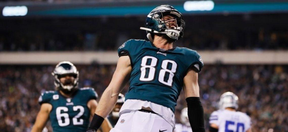 Eagles impiden coronación de Cowboys en el Este