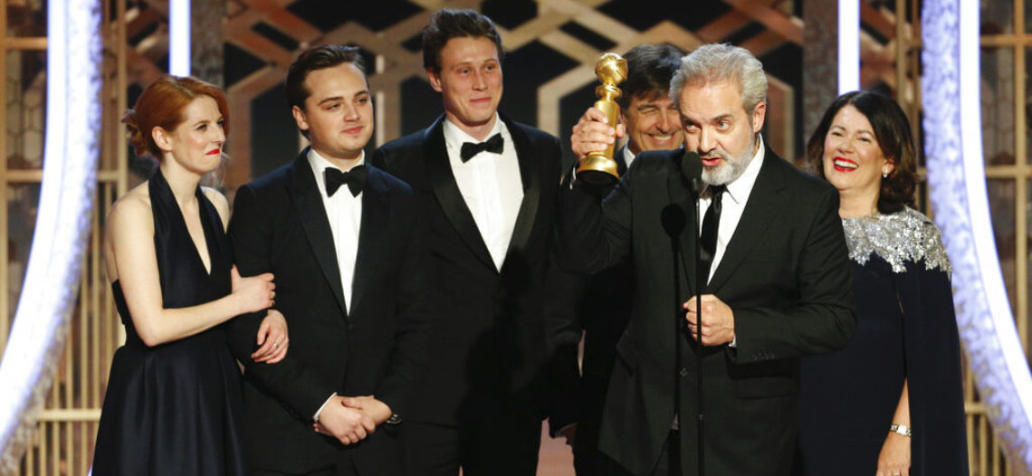 """""""Parasite"""", """"1917"""" y """"Once Upon a Time… in Hollywood"""" triunfan en los Globos de Oro"""