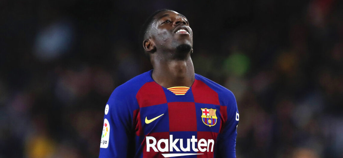 Dembélé se pierde el resto de la temporada y la Euro