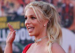 Britney Spears quemó el gimnasio de su casa