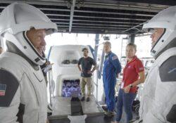 La empresa SpaceX mandará astronautas de la NASA al espacio