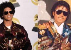 Teoría afirma que Michael Jackson es el padre de Bruno Mars
