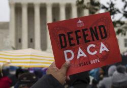 Emite veredicto de DACA Suprema Corte