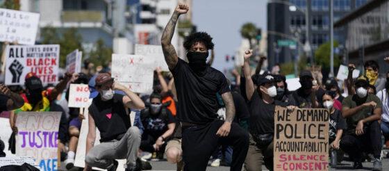 Por disturbios, ordenan toque de queda en Arizona