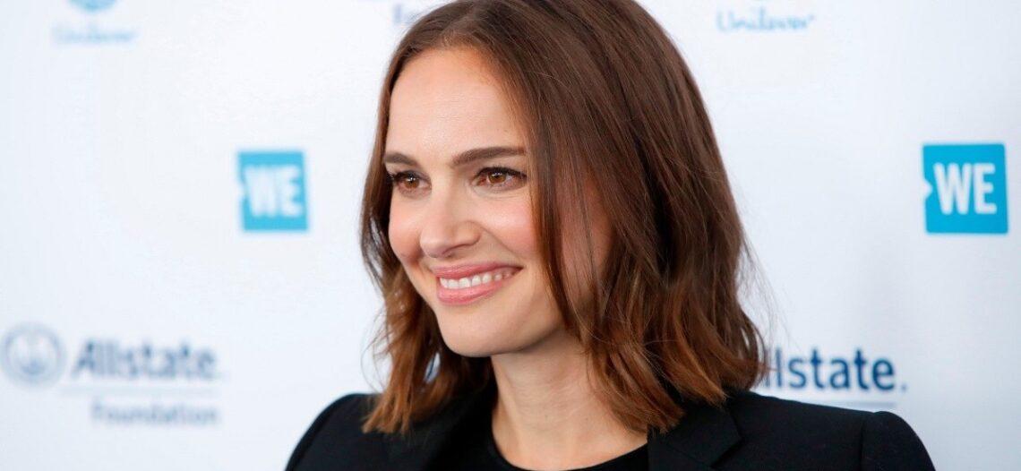 Natalie Portman emocionada por ser lá próxima Thor