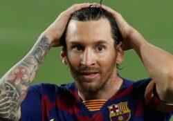 Messi planearía marcharse del Barcelona en 2021