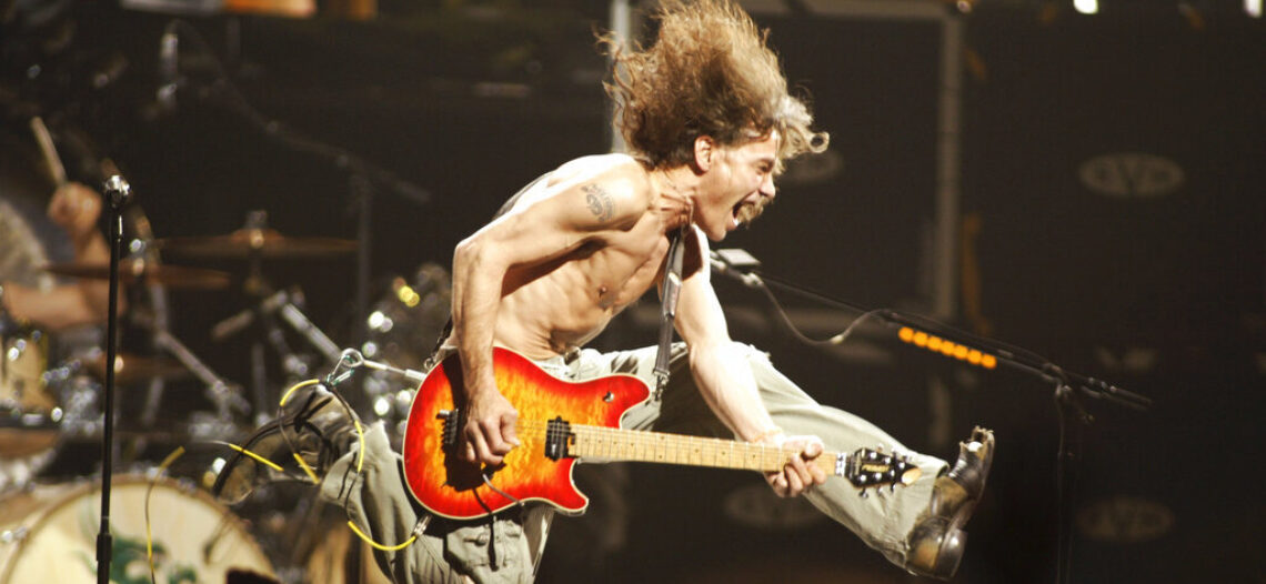 Cinco éxitos de Eddie Van Halen para recordarlo tras su muerte