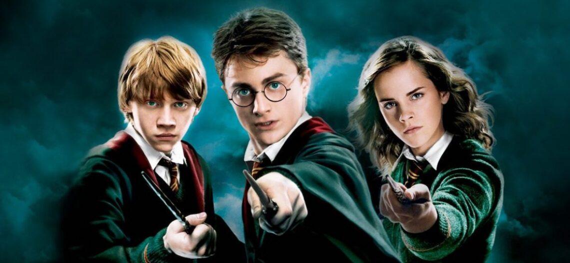 Harry Potter se va de Netflix en noviembre