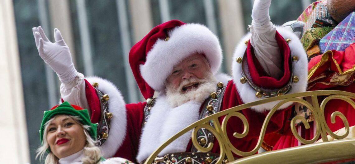 Este año, no habrá Santa Claus en Macy's por coronavirus