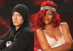 Eminem ofrece disculpas a Rihanna por haber apoyado a Chris Brown