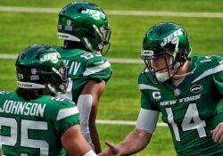 Jets dan la campanada al vencer a los Rams para su primer triunfo del año