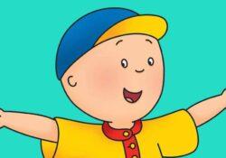 Serie animada Caillou se cancela después de 20 temporadas