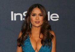 Salma Hayek promete publicar menos imágenes de ella en bikini