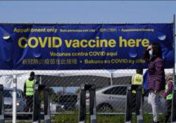 California vacunará a mayores de 16 años desde abril
