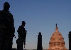 Extienden presencia de Guardia Nacional en Capitolio