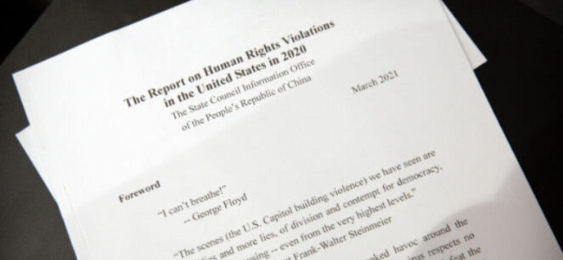 China critica a EEUU por racismo, economía y coronavirus