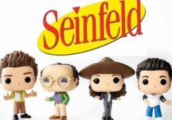 Seinfeld finalmente llega al mundo de los Funkos