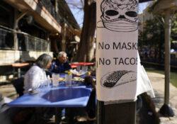 Temor en Texas ante suspensión de restricciones por COVID-19