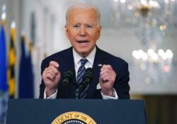 Mayo 1 y julio 4: Biden da fechas claves de la estrategia para derrotar al COVID-19
