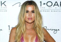 Khloe Kardashian no quiere más negatividad en su vida