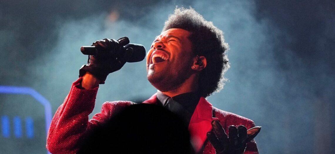 The Weeknd recibe 16 nominaciones a los Premios Billboard