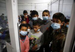 Niños migrantes podrían llegar a base de Guardia Nacional