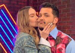 Belinda y Christian Nodal anuncian compromiso