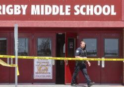 Niña de sexto grado balea a tres personas en escuela Rigby en Idaho