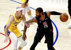 Clippers arrollan a un Lakers sin LeBron y avanzan al 3er puesto en Oeste