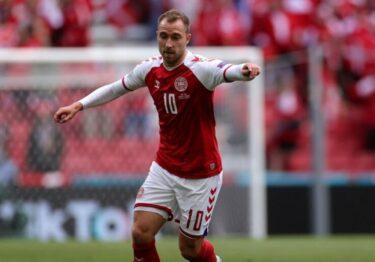 Eriksen sufrió paro cardiaco y tuvo que ser revivido: Doctor