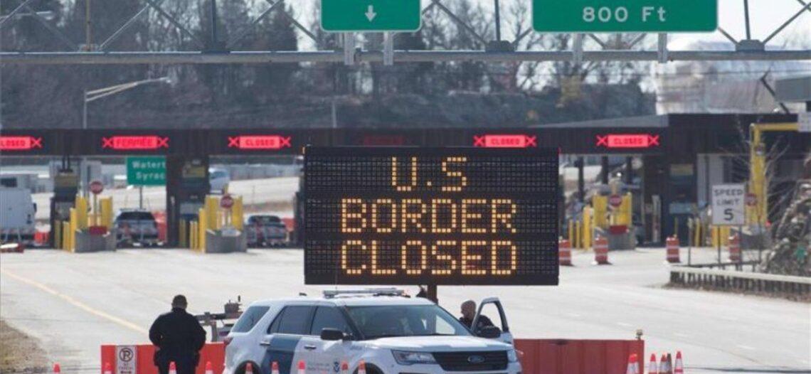 Se extiende el cierre temporal de la frontera