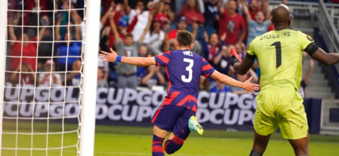 EEUU debuta con triunfo sobre Haití en Copa de Oro