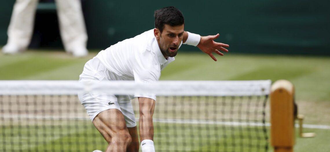 Djokovic se instala en semifinales de Wimbledon