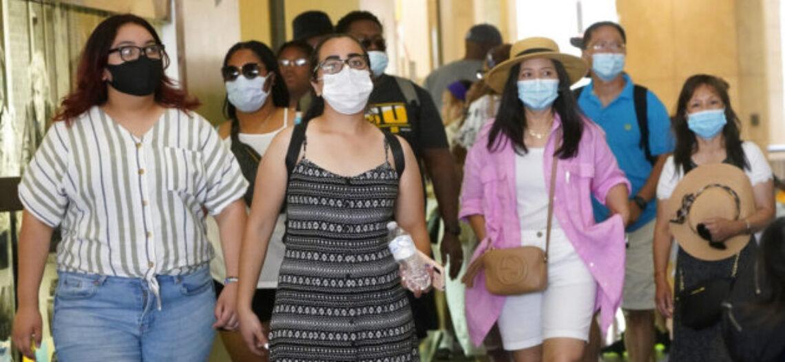 EEUU renueva declaración de «emergencia de salud pública» por pandemia de COVID-19