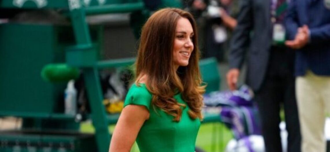 Realeza y Hollywood presentes en Wimbledon
