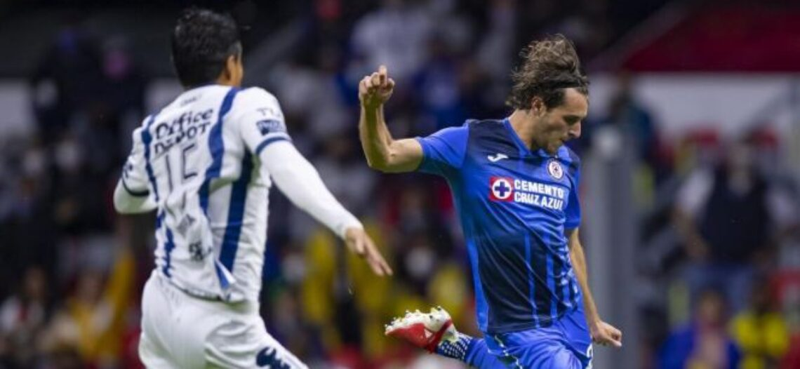 Cruz Azul sigue coleccionando empates