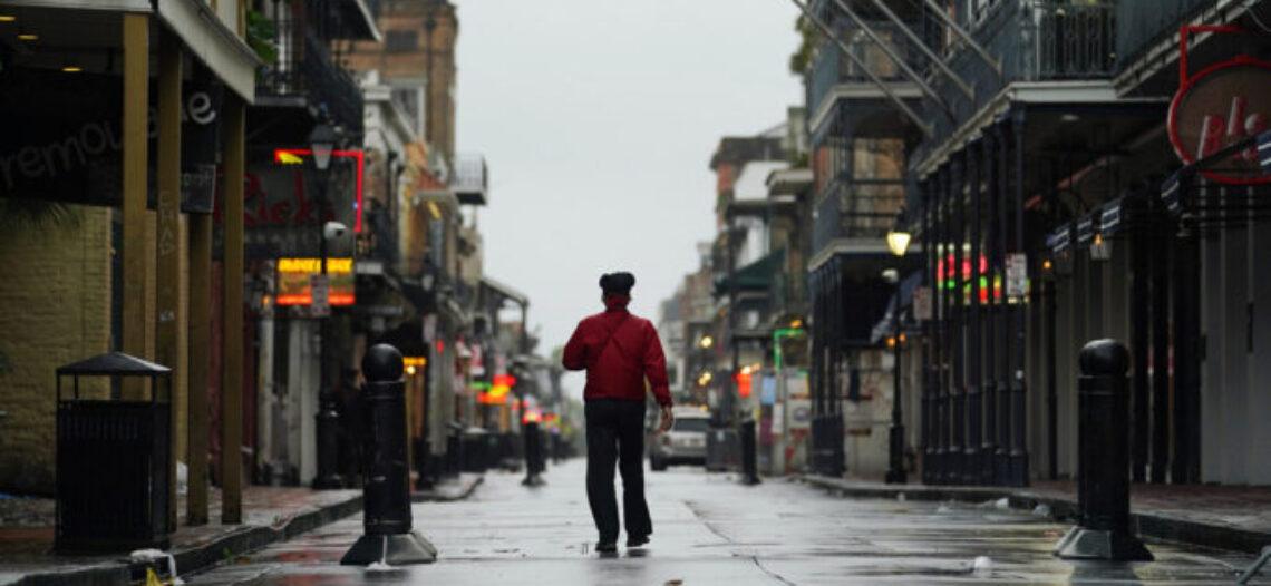 Ida inunda Luisiana y Mississippi como tormenta tropical