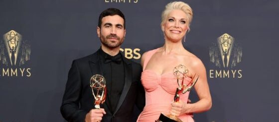 «The Crown», «Ted Lasso» y «Queen's Gambit» triunfan en los Emmy